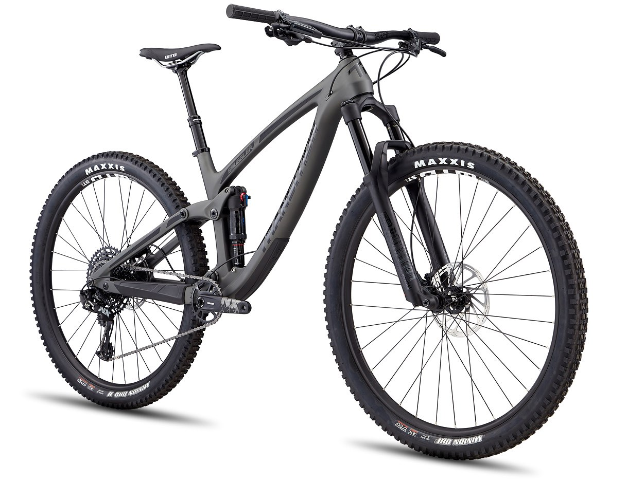 Fair Trading Licence Check >> Transition Smuggler NX Complete Mountain Bike 2019 Black ...