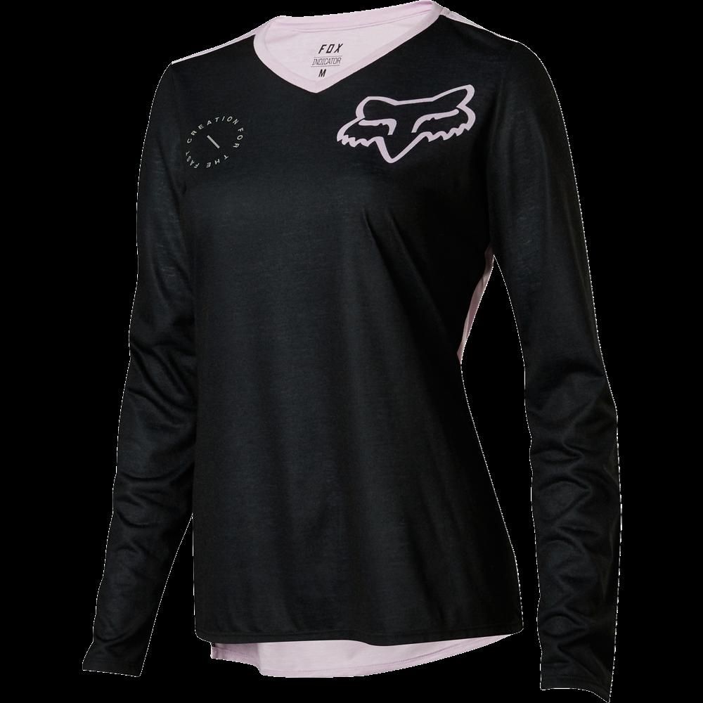 6e584c4c2 Fox Clothing Womens Indicator Long Sleeve Jersey