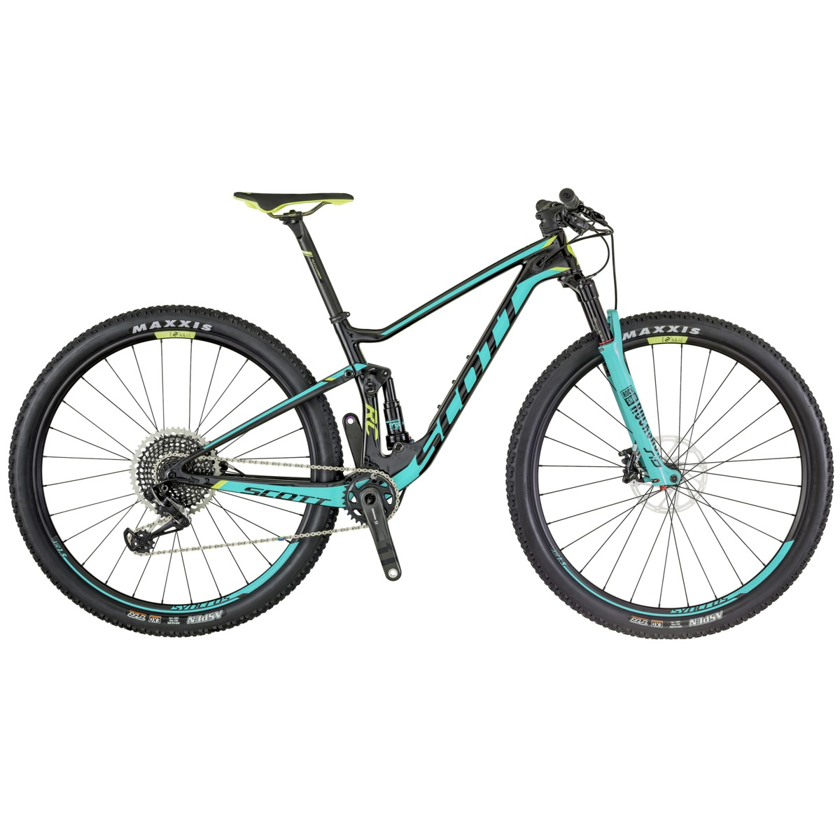 3eebd64a3aa Scott Contessa Spark RC 900 Mountain Bike 2018 Black £4,999.00