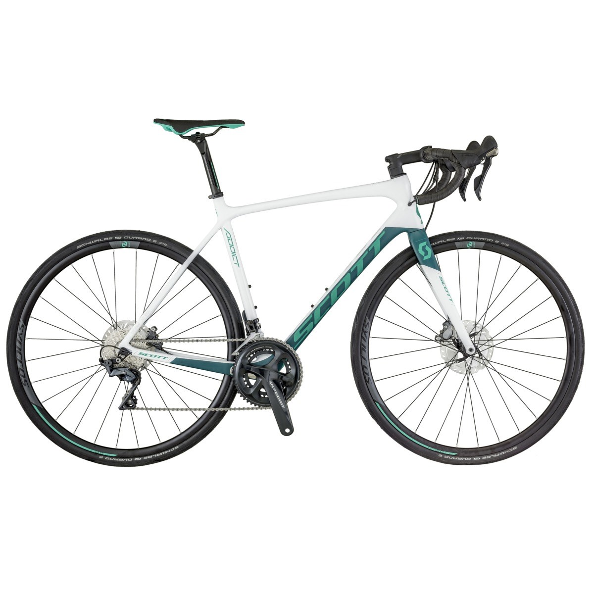 388254c4a20 Scott Contessa Addict 15 Disc Road Bike 2018 White. 0 (Be the first to add  a review!)