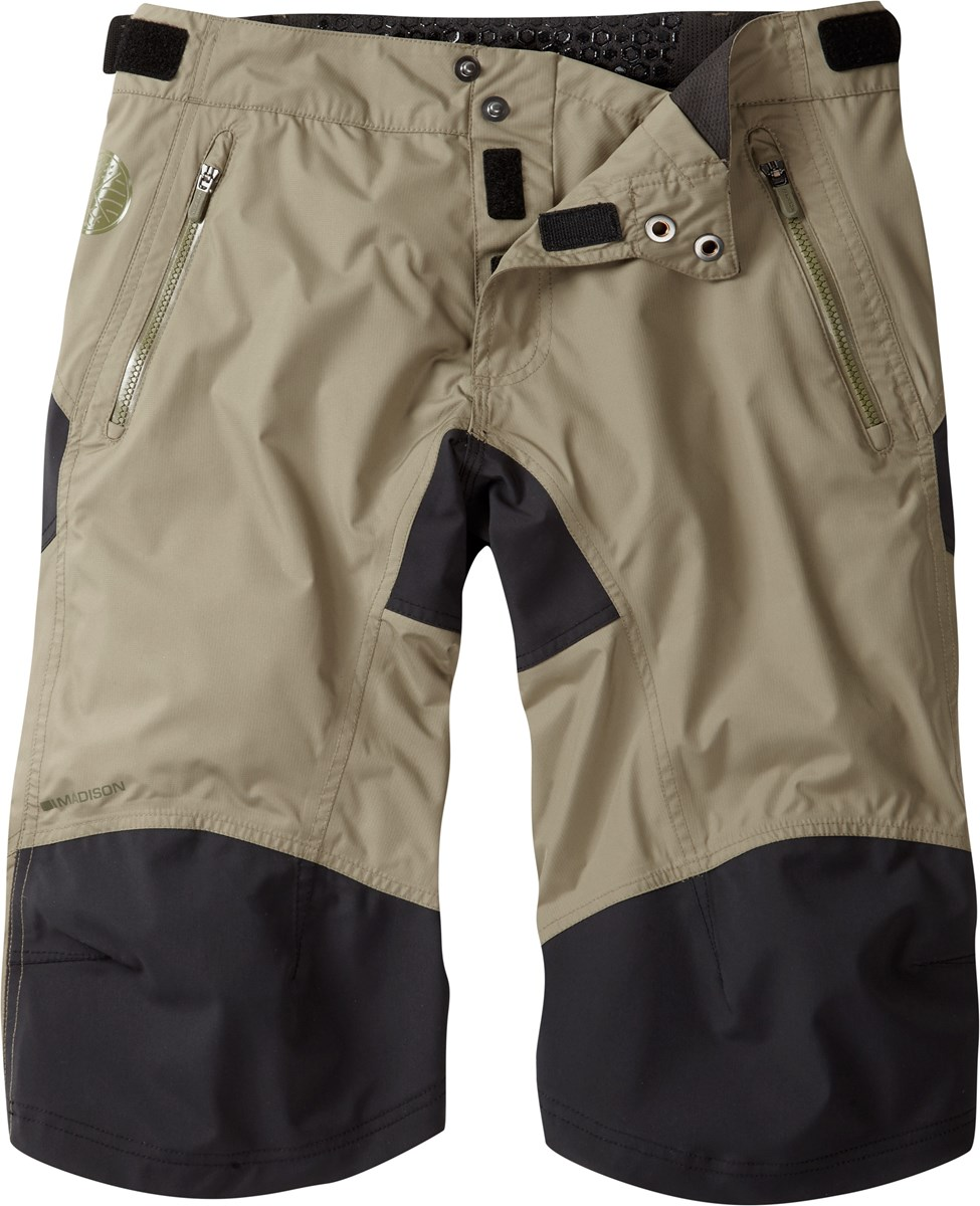 890912caa63 Madison DTE Mens Waterproof Shorts, Olive Green