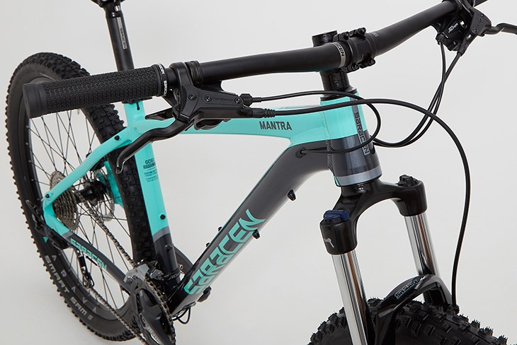 Fair Trading Licence Check >> Saracen Mantra Womens 2019 Mountain Bike Turquoise £599.99