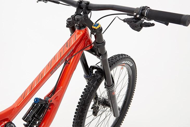 Fair Trading Licence Check >> Saracen Myst AL 2019 Mountain Bike Metallic Orange £2,599.99