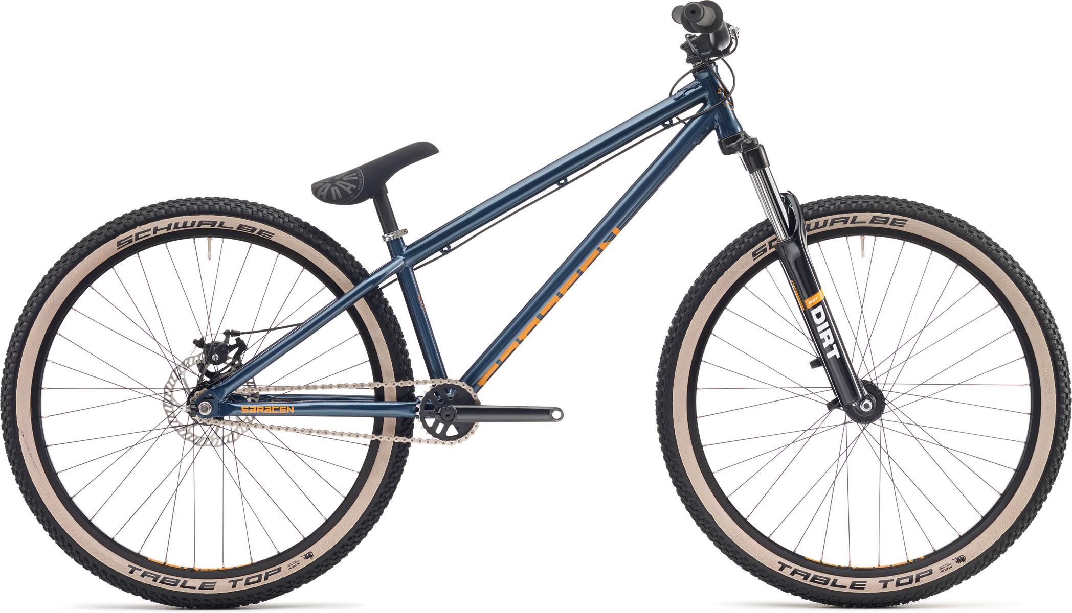 Saracen CR2 Dirt Jump Bike 2018 Blue £649.99