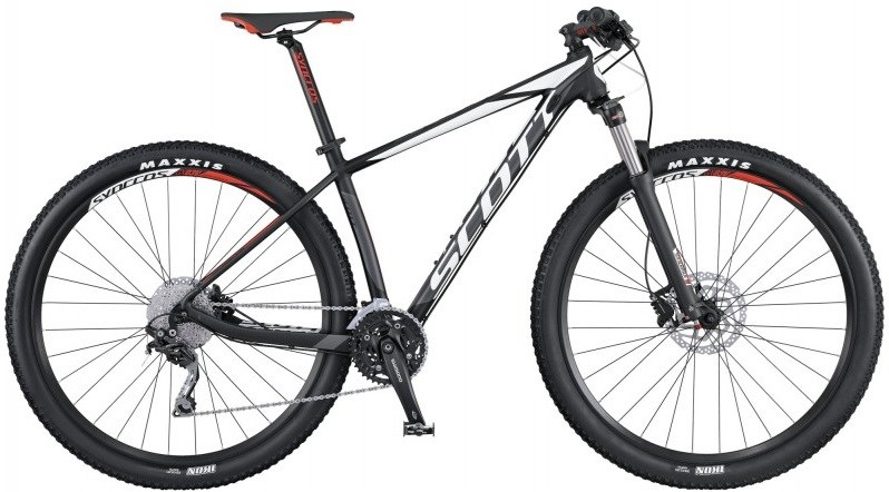 82d549dc4e1 Scott Scale 970 Mountain Bike 2016 Black/White. 0 (Be the first to add a  review!)