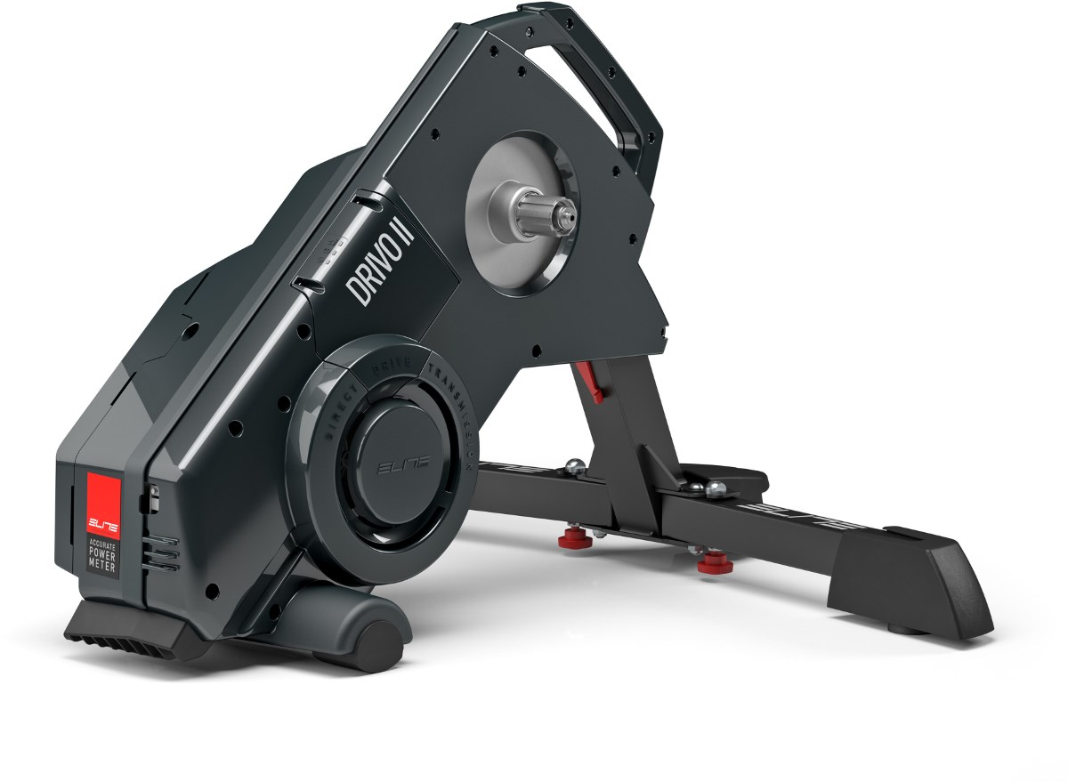 Elite Drivo II Direct Drive FE-C B+ Mag Trainer With OTS+ Power Meter